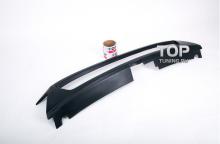 Решетка радиатора - Обвес JE Design - Тюнинг Фольксваген Туарег 2 - 7Р, дорестайлинг 2010-2014