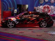 Пороги - Обвес Elixir, Тюнинг Toyota Altezza / Lexus IS200