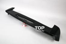 Спойлер пятой двери - Модель Je Design - Тюнинг Фольксвагер Туарег 2 (7P, дорестайлинг 2010, 2014)