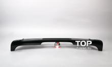 5661 Спойлер крышки багажника Je Design на VW Touareg II