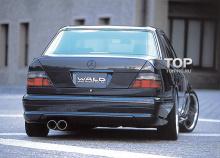 Тюнинг Мерседес  Е-Класс W124 (рестайлинг, дорестайлинг) - Аэродинамический обвес WALD.