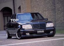 Тюнинг Мерседес  Е-Класс W124 (рестайлинг, дорестайлинг) - Передний бампер WALD.