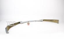 Накладка на передний бампер - Модель Nefd Design - Тюнинг Хендай Элантра 5 (Аванте МД)