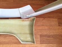 Тюнинг Хендай Элантра 5 (Аванте МД) - Накладка на передний бампер Nefd Design.