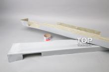 Комплект порогов - Модель Vertex №2 - Тюнинг Toyota Altezza / Lexus IS200.