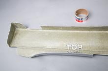 568 Пороги - Обвес Vertex №2 на Toyota Altezza is200