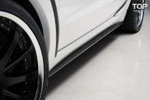 Тюнинг Мерседес МЛ 166 - Аэродинамический обвес WALD Black Bison. купить
