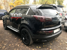 5688 Тюнинг - Обвес IXION (ABS) на Kia Sportage 3 (III)