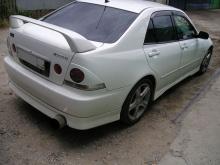 Тюнинг - Спойлер ТРД для Toyota Altezza / Lexus IS200.
