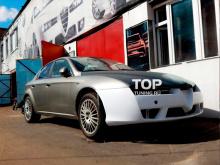 Штатный бампер для Alfa Romeo Brera, 159.