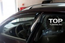 Дефлекторы окон оригинальные для Nissan Murano тонированные