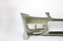 Передний бампер - Обвес Hippo Sleek - Тюнинг Toyota Altezza / Lexus IS200