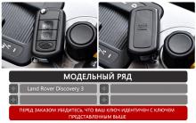Стильные аксессуары для Range Rover Discovery - Чехол из натуральной кожи Lucky Deluxe.