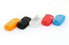 Силиконовый чехол для ключей на Chevrolet