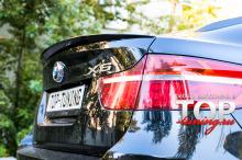 Спойлер на крышку багажника Performance Style - Тюнинг BMW 6 E71 (2007+)