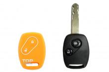 Силиконовый чехол для ключей Two Push на Honda