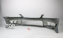 Передний бампер - Обвес Elixir - Тюнинг Toyota Altezza / Lexus IS200