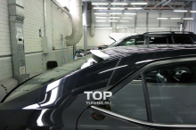 В магазине Top-Tuning представлен спойлер на заднее стекло специально разработанный для автомобиля Toyota Corolla (2013+)
