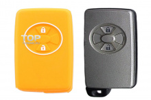 В нашем магазине Top-Tuning можно приобрести силиконовые чехлы для ключей различных цветов: белого, красного, оранжевого, синего и черного