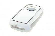 Компания Top-Tuning представляет силиконовые чехлы для ключей нескольких цветовых гамм: белого, красного, оранжевого, синего и черного цветов