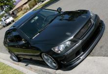 Передний бампер Vertex #2 для Toyota Altezza / Lexus IS200.