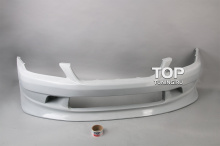 588 Передний бампер - Обвес Vertex №2 на Toyota Altezza is200