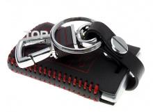 Стильные аксессуары для автомобилей Cadillac - Кожаный чехол Lucky New 4 Цвета.