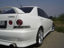 Задняя юбка из комплекта обвеса TRD / JDM (new) Тюнинг Toyota Altezza / Lexus IS200.