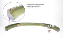 Тюнинг Опель Астра J (5дв. Дорестайлинг) - Накладка на передний бампер Steinmetz.