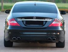 Обвес AMG - Тюнинг Мерседес W219 (Рестайлинг, дорестайлинг).