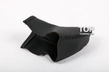6015 Комплект кожаных оплеток в салон Lucky на Honda CR-V 3
