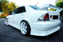 Обвес Vertex #2 на Toyota Altezza / Lexusis200/300 с 1998 по 2005