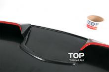 6038 Спойлер Sport Style на Opel Astra H GTC
