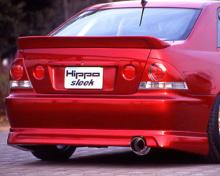 605 Задняя юбка Hippo Sleek на Toyota Altezza is200