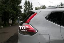 Вертикальные фонари в крышку багажника - Комплект 2 WAY