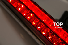 Комплект оптики Extreme  - Дополнительные стоп-сигналы TECH Design - Ниссан Х-Треил Т32.