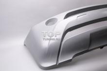 Передний бампер - Обвес Аэро Тип 2 - Тюнинг BMW X5 E53 (рестайлинг 2003 - 2006)