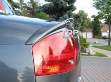 Спойлер крышки багажника - АБТ - Ауди А4 Б7