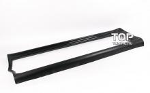 6103 Пороги Remus Style на Audi 80 B4