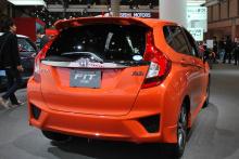 6106 Эмблема наклейка RS 11x27 на Honda