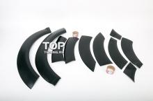 Комплект обвеса - Расширители арок OFFROAD - Ауди Q7 (Дорестайлинг, рестайлинг)