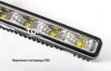 6142 Дневные ходовые огни Vinstar Daylight 6 LED CREE