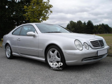 6149 Комплект обвеса AMG CLK 55 на Mercedes CLK-Class W208