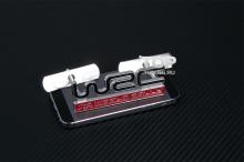6153 Эмблема в решетку радиатора WRC 3D - 93 x 34 mm на Subaru