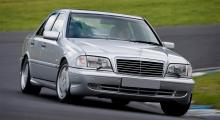 6155 Комплект обвеса AMG F43 на Mercedes C-Class W202
