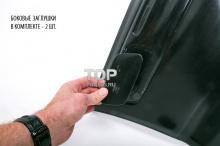Передний бампер - Обвес AMG E55 - Тюнинг Мерседес E-Class W210 (рестайлинг - 1999 / 2002)