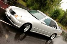 6166 Пороги AMG E55 на Mercedes E-Class W210