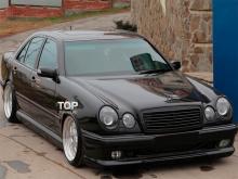 6170 Комплект порогов WALD на Mercedes E-Class W210