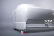 Задний бампер - обвес Орландо - Тюнинг Тойота Альтезза / Лексус ис200