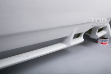 619 Задний бампер - Обвес Orlando на Toyota Altezza is200
